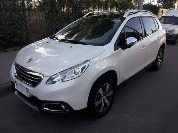 Peugeot 2008 Sport 1.6 2017 Jubilado Vende Unico Cordoba