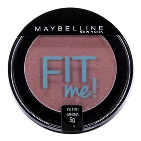 Fit Me Blush Maybelline 04 Eu E Eu Mesma