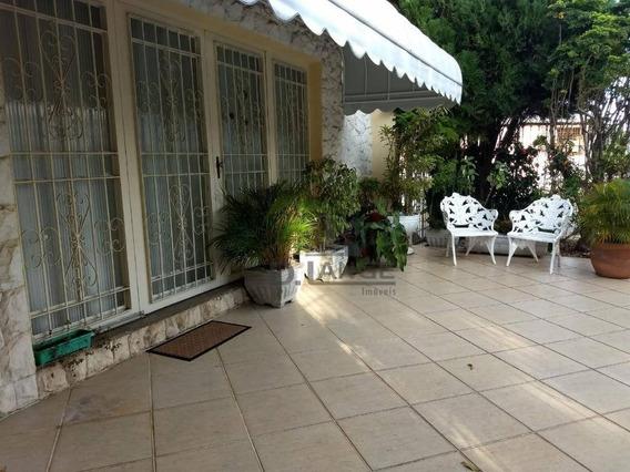 Casa Impecável V.industrial 3 Dormitórios À Venda, 281 M² Por R$ 700.000 - Vila Industrial - Campinas/sp - Ca13044