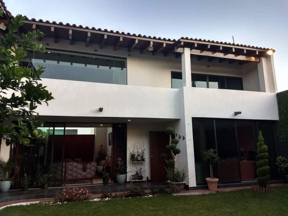 Venta Casa 4 Lomas De Angelópolis