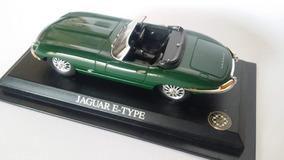 Jaguar E-type Escala 1/43 Auto Collection