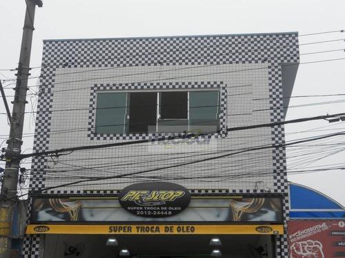Salão Para Alugar, 90 M² Por R$ 2.300,00/mês - Cidade Satélite Santa Bárbara - São Paulo/sp - Sl0490