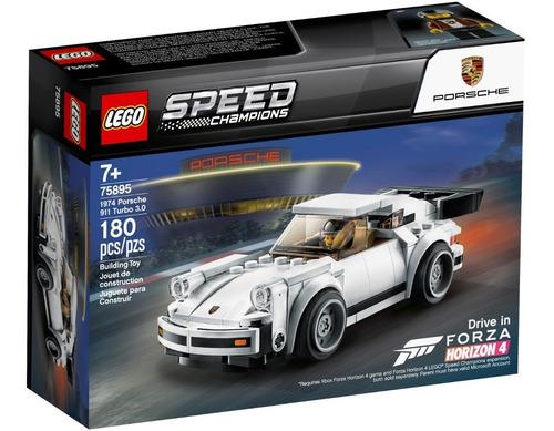 Lego Porsche 911 Speed Champions (75895) 180 Piezas Original