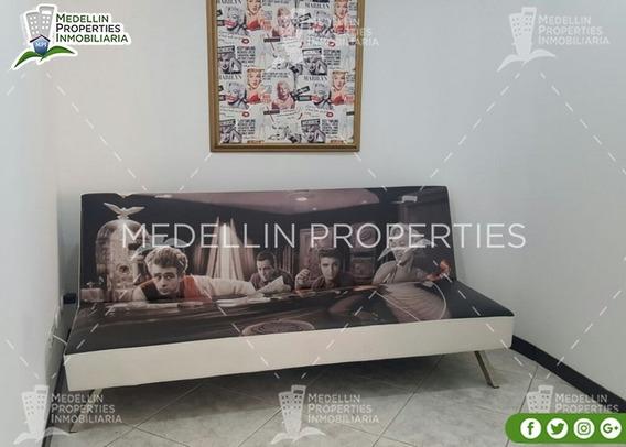 Económico Alojamiento Amoblado En Medellín Cód: 4876