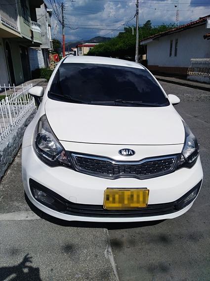 Kia Rio Sedan Ub Ex