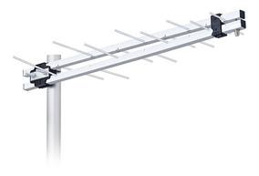 Antena Log Periódica Uhf 8 Elementos Pop Aquário Lu-8p