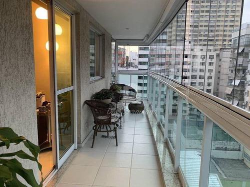 Imagem 1 de 26 de Apartamento Com 4 Dormitórios À Venda, 140 M² Por R$ 1.370.000,00 - Icaraí - Niterói/rj - Ap0997