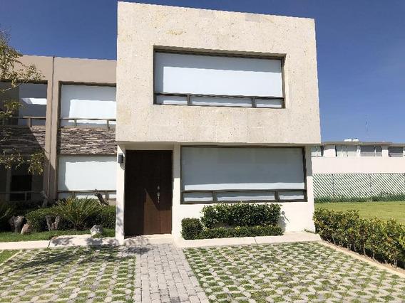Casa Nueva Modelo Madeira En El Exclusivo Fraccionamiento Lomas De Virreyes, Calimaya.