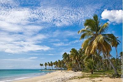 Terreno En Miches Playa Esmerarda, Con 4 Kilometros De Playa