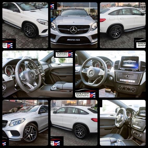 Mercedes-benz Clase Gle 43 Amg Año 2020
