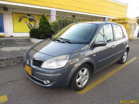Renault Scenic Ii At 2.0 5 Puestos