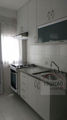 Apartamento A Venda No Bairro São José Em São Caetano Do - 646-1