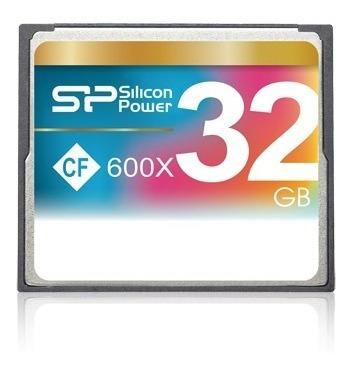 Cartão De Memória Compactflash Silicon Power 32gb 600x