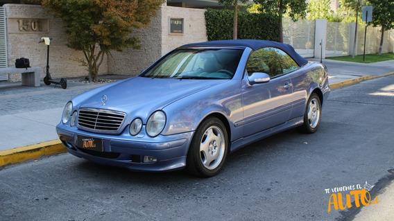 Mercedes Benz Clk320 Cabriolet 2000