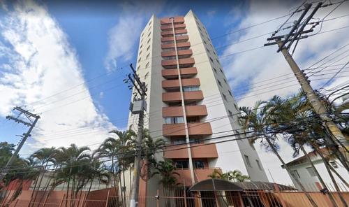 Imagem 1 de 16 de Apartamento Com 02 Dormitórios E 62 M²   Vila Roque , São Paulo   Sp - Ap333577v
