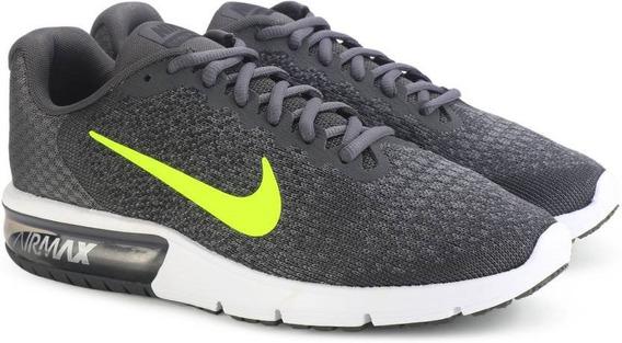 Oferta Tenis Nike Air Max Sequent 2 Correr 100% Originales