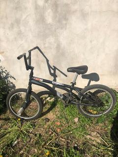 Bicicleta Bmx Freestsyle// Casi Sin Uso