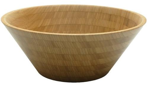 Imagem 1 de 1 de Saladeira Bambu 31cm Maxwell & Williams