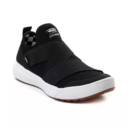 Zapatillas Ultrarange Gore Vans Negras - $ 4.250