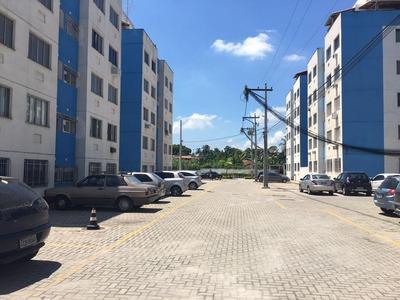 Apartamento Em Amendoeira, São Gonçalo/rj De 50m² 2 Quartos À Venda Por R$ 159.900,00 - Ap212521