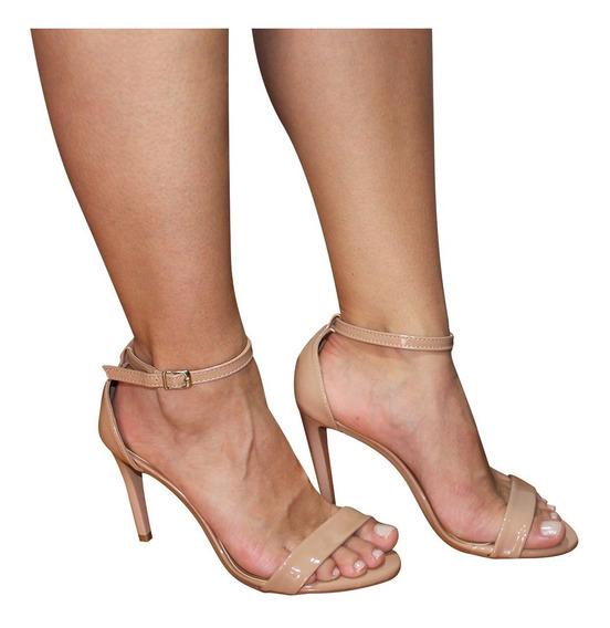 Sandália Salto Alto Fino Varias Cores **promoção**