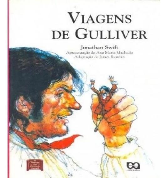 Viagens De Gulliver - O Tesouro Dos Classicos Juvenil
