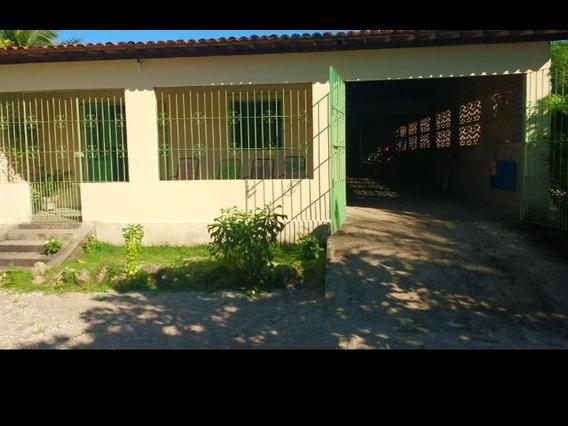 Casa Em Acaú, Pitimbu Pb, Toda Murada, Rua Calçada.