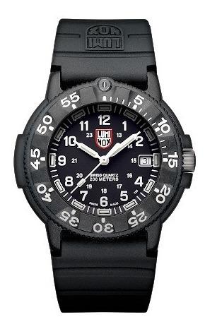 Relógio Luminox Navy Seal Diver Xs.3001