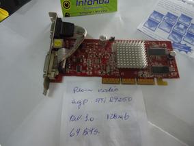Placa De Video Agp Ati R9250 Rev10 128 Mb 64 Bits Oferta
