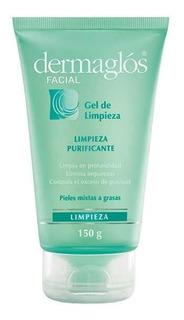 Dermaglos Facial Gel Purificante Piel Mixtas Grasa 150ml