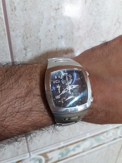 Relógio Seiko Cronografo ( Único No Brasil )