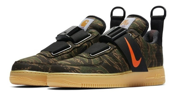Nike Air Force 1 Utility Low Prm Wip Hombre Mayma Sneakers