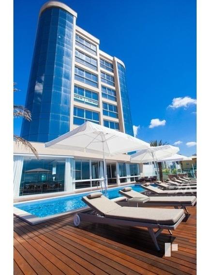 Apartamento Frente Mar Na Praia Brava - 0331
