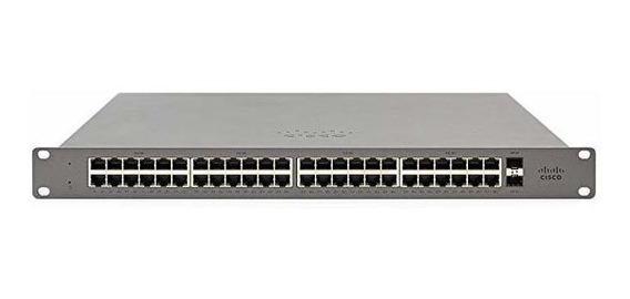 Switch Meraki Go 48-port Network | Cloud Managed [gs110-48 ®
