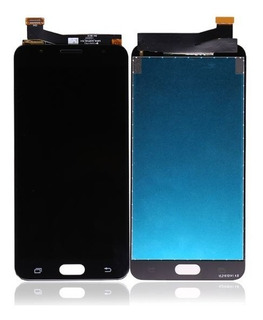 Display Frontal Touch - Samsung J7 Prime (preto)