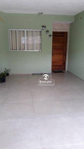 Sobrado Com 2 Dormitórios À Venda, 52 M² Por R$ 310.000,00 - Parque São Rafael - São Paulo/sp - So2760