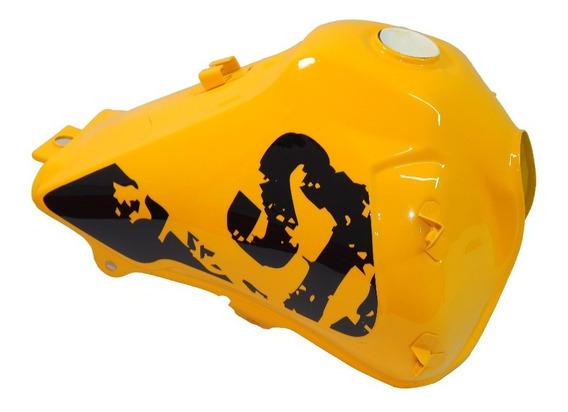 Tanque Combustível Amarelo Sundown Stx 200 Original