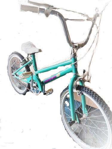 Bici De Niño Rodado 20, Sundown Bike (industria Nacional)