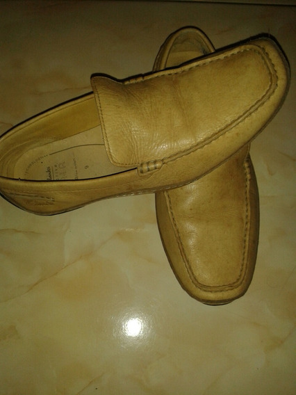 Zapatos Clarks Caballero Talla 43 De Cuero Casuales
