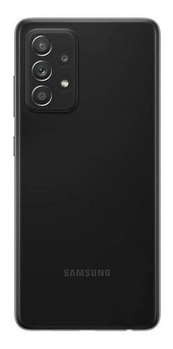 Samsung Galaxy A52 Dual SIM 128 GB awesome black 6 GB RAM