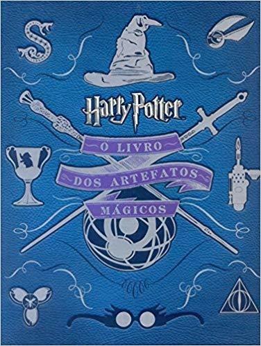 Harry Potter - O Livro Dos Artefatos Mág Jody Revenson