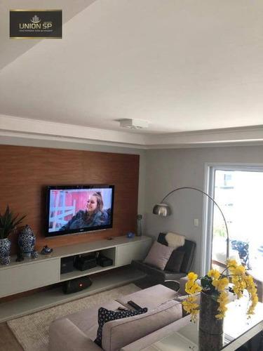 Imagem 1 de 22 de Apartamento À Venda, 120 M² Por R$ 2.120.000,00 - Vila Olímpia - São Paulo/sp - Ap48969