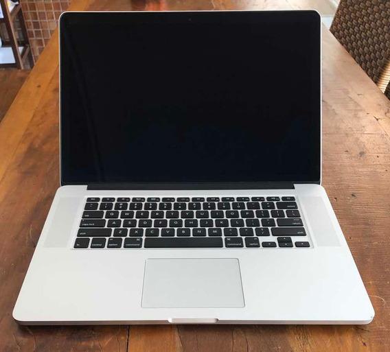 Macbook Pro 15 2015 I7 16gb
