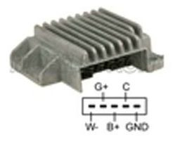 Imagen 1 de 5 de Modulo Encendido Electronico Renault Trafic/19/etc. Marelli