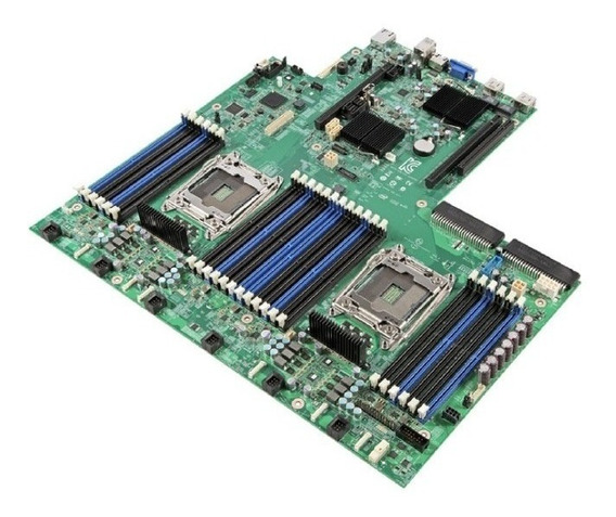 Placa Mãe Servidor Intel Dual Xeon E5-2600v4 Ddr4 Lga 2011.