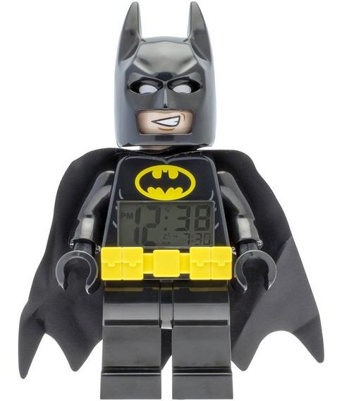 Reloj Despertador Lego Batman