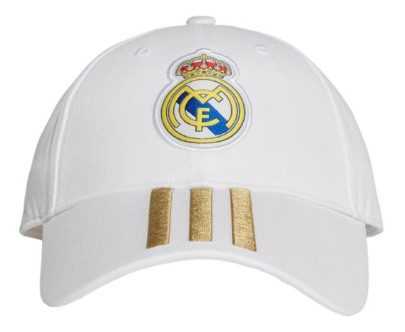 Gorra Real Madrid 3-stripes adidas Team Sport Tienda Oficial