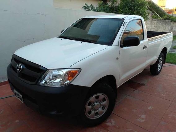 Toyota Hilux 2.5 S/cabina 4x2 Dx