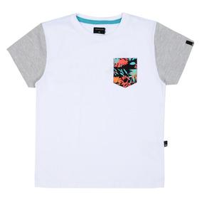 65e6d73da2 Camiseta Seaway Original Quiksilver Volcom - Camisetas Manga Curta ...