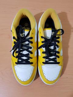 Tenis Vans Tony Trujillo Retro Amarillos